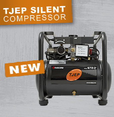 New silent TJEP compressor